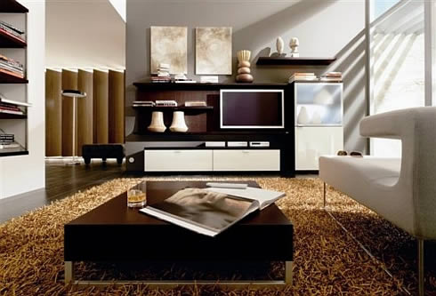 Living Room Design on Interior Design Ideas For Living Rooms     The Small Living Room