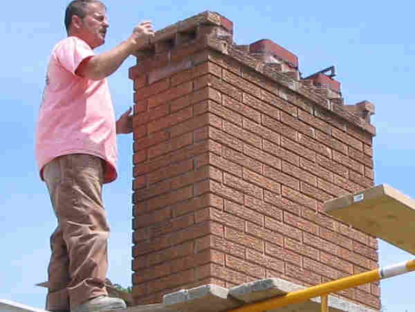 house chimney repair