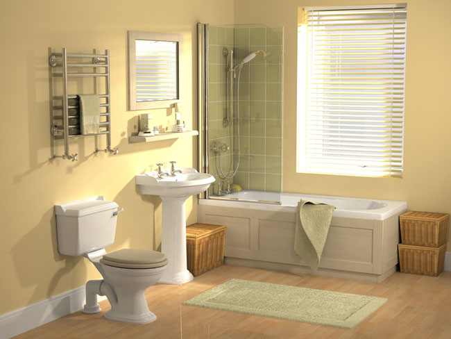 Bathrooms Designs – Make Your Bathroom Elegant | My Home Design ...