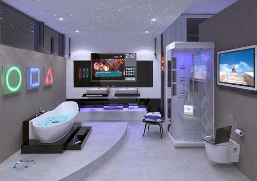 designs of bathrooms