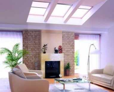 posiiton of skylight